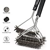 Fivanus Upgraded BBQ Grill Brush 17