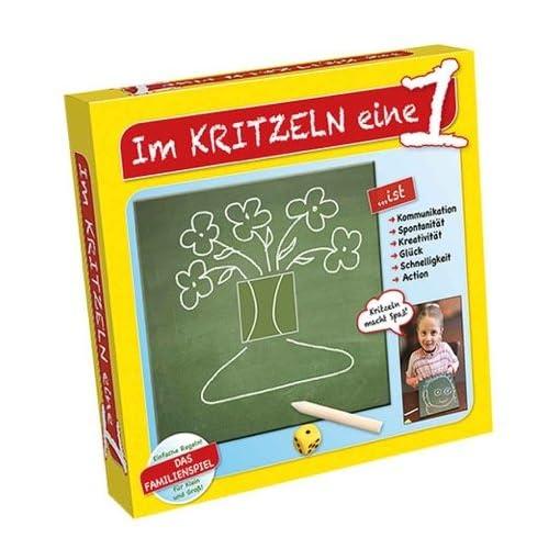Im-Kritzeln-eine-1-Der-Kritzelspa-fr-die-ganze-Familie-Gesellschaftsspiel-fr-Kinder-ab-5-Jahre