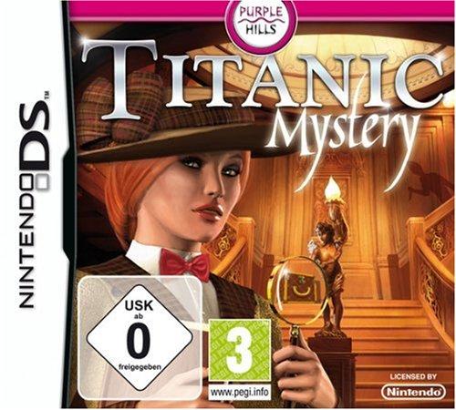 Titanic Mystery - [Nintendo DS]