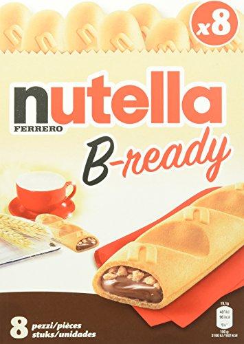 nutella Bready, 16er Pack (16 x 152.8 g)