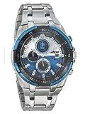 Titan Chronograph Multi-Colour Dial Men's Watch-90044KM03