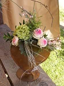 herz zum bepflanzen edelrost rost herz metall 23 cm garten. Black Bedroom Furniture Sets. Home Design Ideas