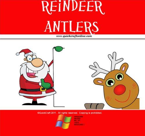 Rudolf Antlers (QuickCraft) (English Edition) ()