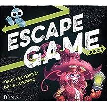 Escape Game junior : Dans les griffes de la sorcière