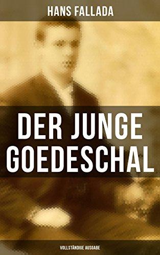 Der junge Goedeschal (Vollständige Ausgabe) (German Edition)