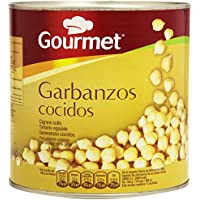 Gourmet - Garbanzos Cocidos - 2.5 kg