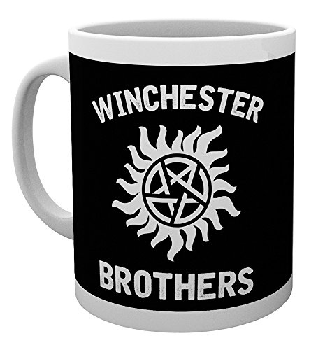 Supernatural Mug Winchester Brothers Calici Tazze