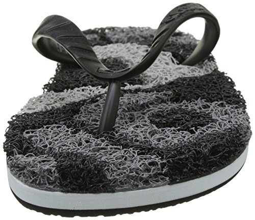 Globe - Merkin-matrix, Pantofole Uomo Nero (Black/pewter/grey)