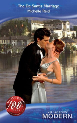 The De Santis Marriage (Mills & Boon Modern)