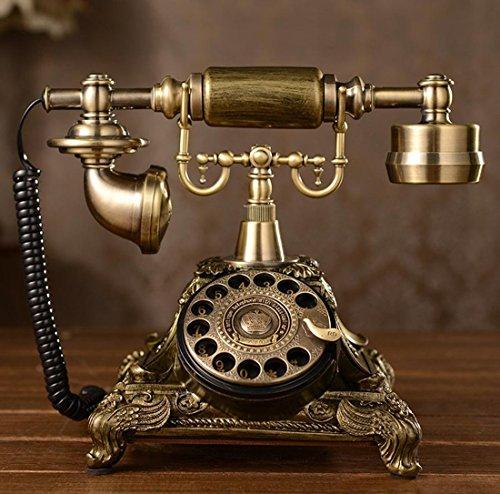 WRE Die Europäische antike Telefon/Büro Wohnzimmer für hochwertige Plattenspieler Festnetz Telefon, ein