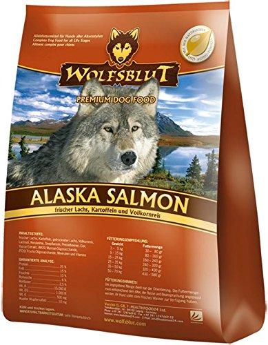 Wolfsblut Alaska Salmon, 1er Pack (1 x 2 kg)
