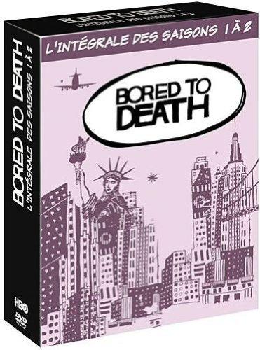 Bored to Death S1 et S2 - DVD [Edizione: Francia]
