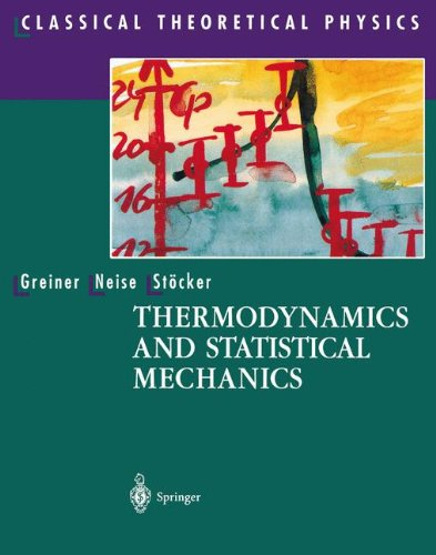 Thermodynamics and Statistical Mechanics (Classical Theoretical Physics) par Walter Greiner