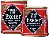 Exeter Carne de vacuno en polvo de de 2 unidades