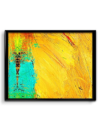 Bright Ideas Oil Painting Matte Poster,12x18 inches Matte Print [HD Bright Art Print,Medium Size,Rolled Poster]  available at amazon for Rs.185