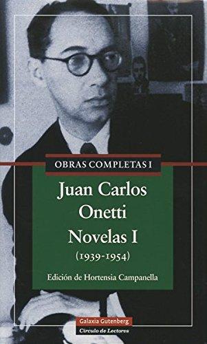 Novelas I (1939-1954): Obras completas. Vol.I