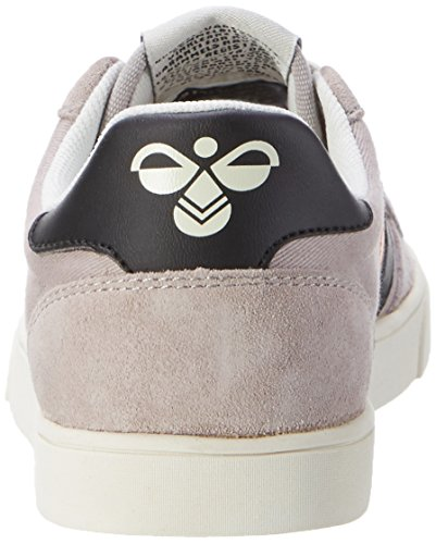 Hummel Sl Stadil Duo Canvas Low, Sneakers Basses Mixte Adulte Gris (Dove)
