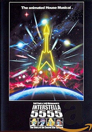 Daft Punk - Interstella 5555 (Schwester Schwester Abgeschlossen)