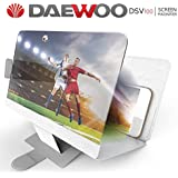 "Daewoo agrdsv100blanc/Da ampliadora fotográfica D 'pantalla para Smartphone 8,3""color blanco"