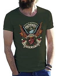Eagles Of Death Metal Color Camiseta para hombre