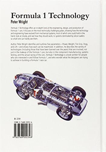 Formula 1 Technology (Premiere Series Books)