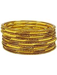 0357ab5c904d Banithani Hermosa envuelta brazalete del metal de la pulsera de la joyería  de moda 2