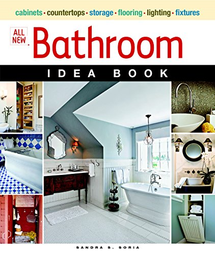 All New Bathroom Idea Book (Taunton Idea Book)