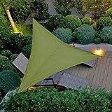 Impermeable A Prueba de Sol Triángulo Toldo Sombra Vela Aire Libre Sombrilla Sombrilla Jardín Patio Piscina Camping Picnic
