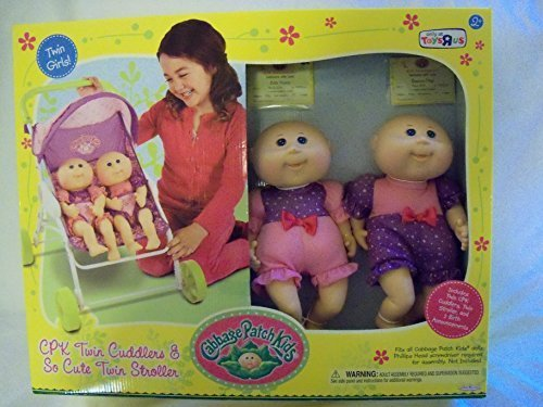 cabbage-patch-kids-twin-girl-cuddlers-and-so-cute-twin-stroller-by-jakks