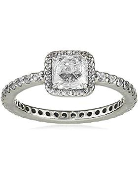 Pandora Damen-Ring Zeitlose Eleganz 925 Silber Zirkonia weiß - 190947CZ