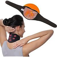 Skymore Selbstwärmende Nackenbandage bei Nackenschmerzen, Nackenwärmer Nackenstütze mit Magneten, Magnetfeldtherapie... preisvergleich bei billige-tabletten.eu