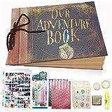XYTMY graviert unser Abenteuer Buch