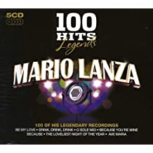 100 Hits Legends-Mario Lanza [Import allemand]