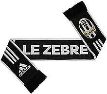 2016-2017 Juventus Adidas 3S Scarf (Black-White)