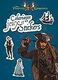 Telecharger Livres PIRATE DES CARAIBES 5 Colos jeux et stickers (PDF,EPUB,MOBI) gratuits en Francaise