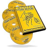 DVD Modern Coin Magic (4 DVD)