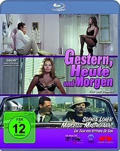 Gestern, Heute und Morgen (Ieri, Oggi e Domani) [Blu-ray]