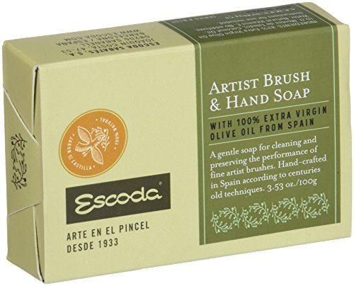 escoda-artist-brush-hand-soap-100g