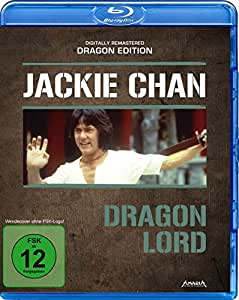 Jackie Chan - Dragon Lord - Dragon Edition [Blu-ray] [Import anglais]