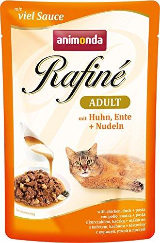 Animonda Rafiné Soupé - Adult Huhn Ente & Nudeln - 12x100 gr.