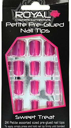 royal-24-petite-pre-glued-nail-tips-sweet-treat