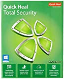 #10: Quick Heal Total Security - 1 PC, 3 Years (DVD)