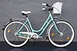 "28"" Zoll Alu Damen Fahrrad 7 Gang Shimano Nexus Nabendynamo"