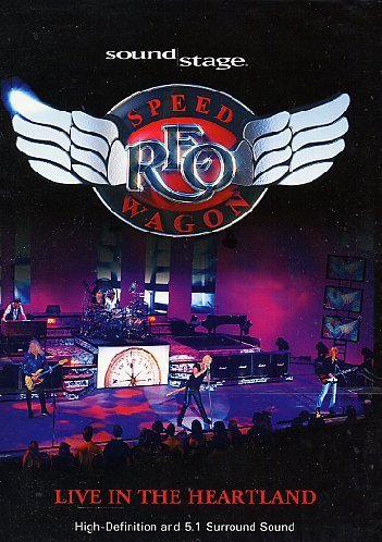 REO Speedwagon Live in the Heartland [2008] [DVD] [2002]