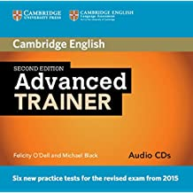 Advanced Trainer. Audio CDs (3)