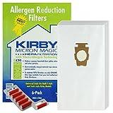 Kirby Sentria 1& 2Vera Sacchetti Hepa per aspirapolvere (Confezione da 6+ 6Stick)