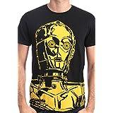 Star Wars Big C3po - Camiseta Hombre
