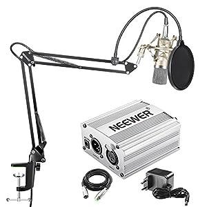 Neewer Kit di Microfono a Condensatore NW-700