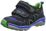 Superfit Jungen SPORT5 Sneaker, (Blau/Grün 80), 32 EU
