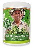 350 Gramm Bio Moringa Premium Blattpulver vom Hersteller MoringaGarden! Moringa aus Teneriffa! Bio + vegan!
